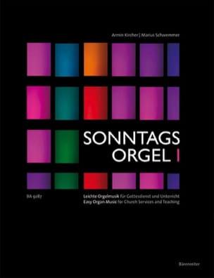 Sonntagsorgel, Volume 1 - Music Festive, Fugues, Trios - laflutedepan.com