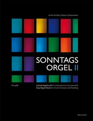 - Sonntagsorgel, Volume 2 - Meditative Music, Pastoral - Sheet Music - di-arezzo.co.uk
