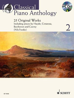 - Classical Piano Anthology. Volume 2 - Partition - di-arezzo.fr