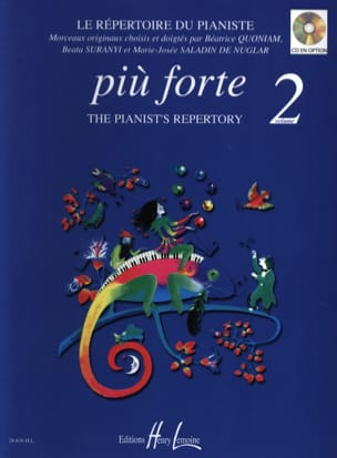 Più Strong Volume 2 - Sheet Music - di-arezzo.co.uk