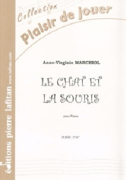 Anne Virginie Marchiol - The cat and the Mouse - Sheet Music - di-arezzo.com