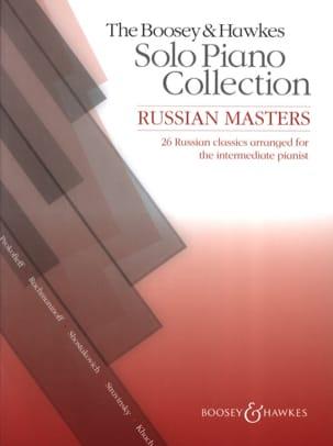- Russian Masters - Partition - di-arezzo.fr
