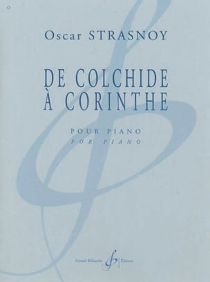 De Colchide A Corinthe - Oscar Strasnoy - Partition - laflutedepan.com