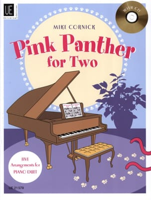 Mike Cornick - Pink Panther For Two - Sheet Music - di-arezzo.co.uk
