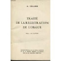 Alexandre Cellier - Traité de la Registration de L'orgue - Livre - di-arezzo.fr