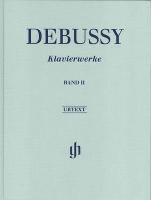 L'œuvre Pour Piano. Volume 2 - Relié - laflutedepan.com