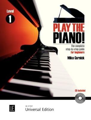 Play The Piano Volume 1 Mike Cornick Partition Piano - laflutedepan