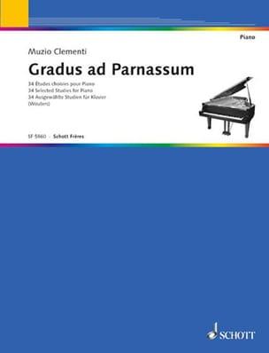 Muzio Clementi - Gradus Ad Parnassum - Partition - di-arezzo.fr
