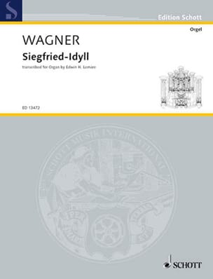 Richard Wagner - Siegfried Idyll - Partition - di-arezzo.fr