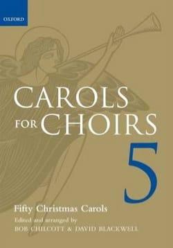 Carols For Choirs Volume 5 - Partition - Chœur - laflutedepan.com