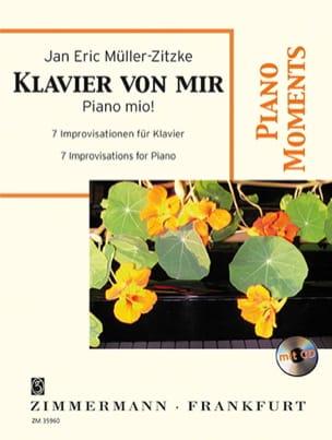 Klavier Von Mir - Jan Eric Müler-Zitzke - Partition - laflutedepan.com