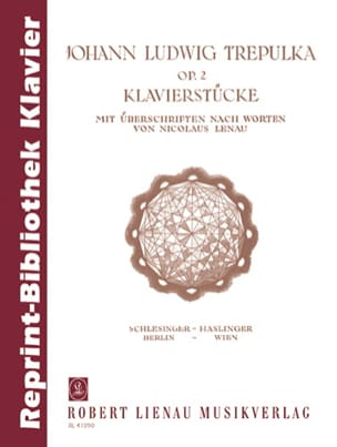 Klavierstücke Op. 2 - Johann Ludwig Trepulka - laflutedepan.com
