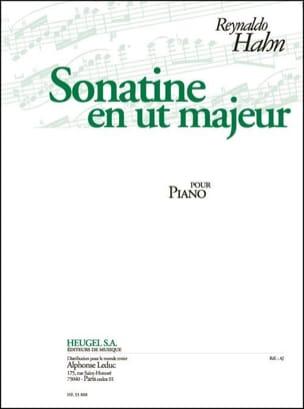 Reynaldo Hahn - Sonatine In C Major - Sheet Music - di-arezzo.com