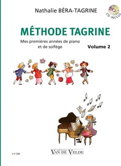 TAGRINE - Tagrine Method - Volume 2 - Sheet Music - di-arezzo.co.uk