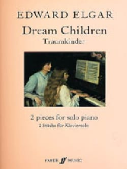 Dream Children - Opus 43 - Edward Elgar - Partition - laflutedepan.com