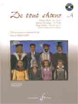 Hervé Magnan - From any choir Volume 4 - Partition - di-arezzo.com