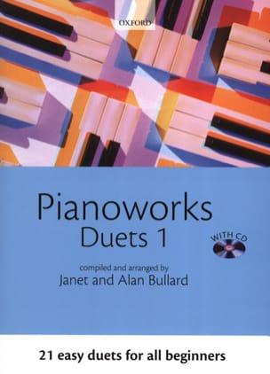- Pianoworks Duets 1 - Partition - di-arezzo.fr