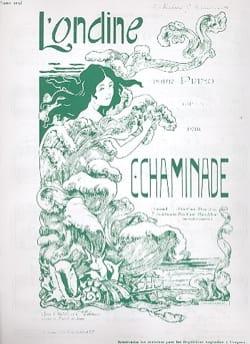 Cécile Chaminade - The Ondine Op. 101 - Partitura - di-arezzo.es
