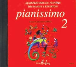 Béatrice Quoniam - CD - Pianissimo 2 - Sheet Music - di-arezzo.co.uk