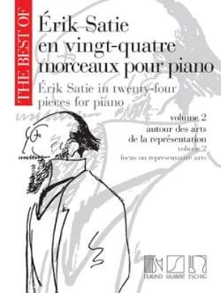 Erik Satie - En Vingt-Quatre Morceaux Pour Piano, Volume 2 - Partition - di-arezzo.fr