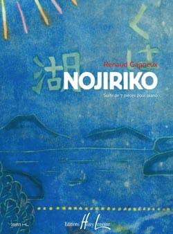 Renaud Gagneux - Nojiriko - Sheet Music - di-arezzo.com