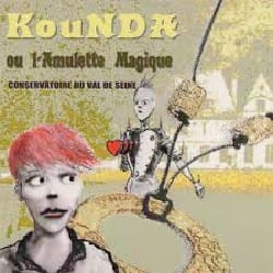 muriel et olivier Vonderscher - Kounda Or The Magic Amulet. CD - Sheet Music - di-arezzo.com