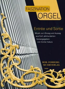 - Faszination Orgel - Volume 1: Entry - Exit - Sheet Music - di-arezzo.com