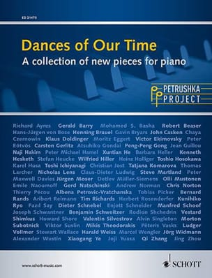 - Dances of our time - Sheet Music - di-arezzo.com