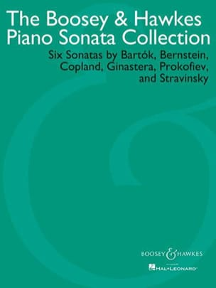 The Boosey & Hawkes Piano Sonata Collection - Partition - di-arezzo.fr
