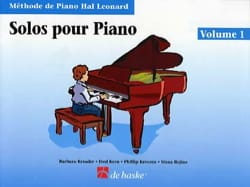 Kreader / Kern Jerome / Keveren - Solos For Piano Volume 1 - Sheet Music - di-arezzo.com