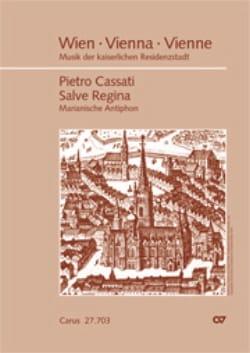 Pietro CASSATI - Salve Regina - Partition - di-arezzo.fr