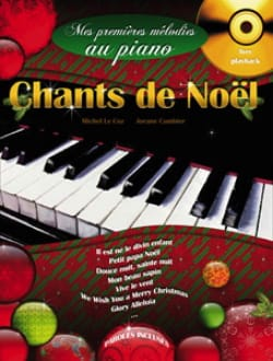 Christmas carols - My first melodies at the Piano - Sheet Music - di-arezzo.com