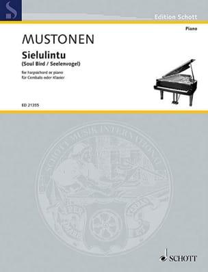Sielulintu - Olli Mustonen - Partition - Clavecin - laflutedepan.com