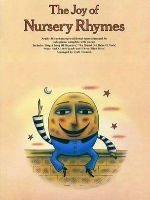 Joy Of Nursery Ryhmes Partition Piano - laflutedepan