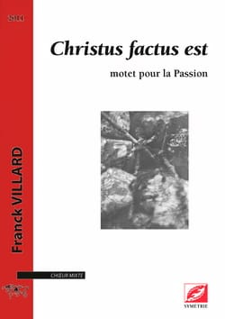 Christus factus est (choeur a cappella) - laflutedepan.com