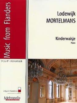 Lodewijk MORTELMANS - Valse Enfantine - Partition - di-arezzo.fr