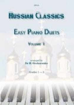 - Russian classics for piano duets Volume 1 - Sheet Music - di-arezzo.co.uk