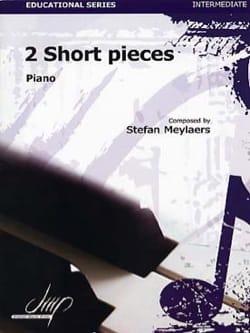 2 Short Pieces - Stefan MEYLAERS - Partition - laflutedepan.com