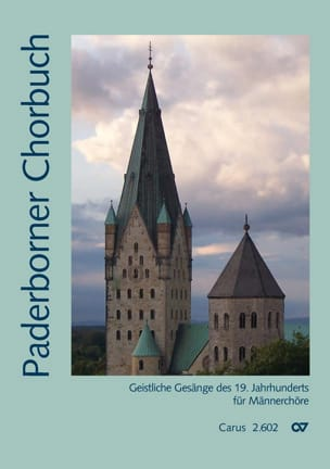 Paderborner Chorbuch Partition Chœur - laflutedepan