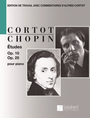 CHOPIN - Opus 10 and Opus 25 studies - Sheet Music - di-arezzo.com