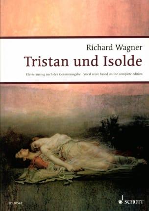 Tristan und Isolde Wwv 90 - WAGNER - Partition - laflutedepan.com