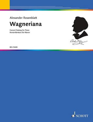 Alexander Rosenblatt - wagneriana - Sheet Music - di-arezzo.co.uk