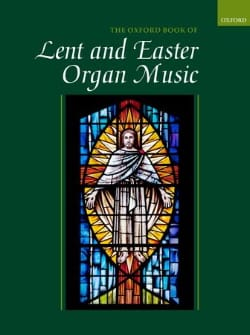 - The Oxford Book of Lent and Easter Organ Music - Sheet Music - di-arezzo.com