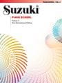 Suzuki - Suzuki Piano School New International Edition Volume 4 - Sheet Music - di-arezzo.com