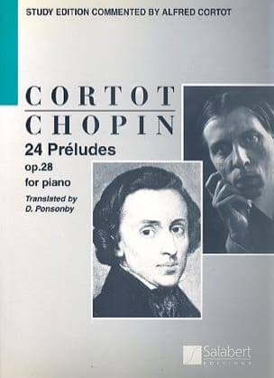 24 Préludes op. 28 (texte anglais) - laflutedepan.com
