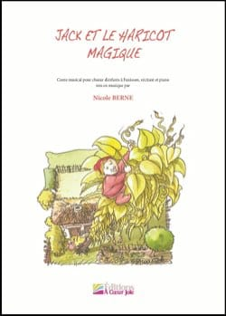 Nicole Berne - Jack and the magic bean - Sheet Music - di-arezzo.com