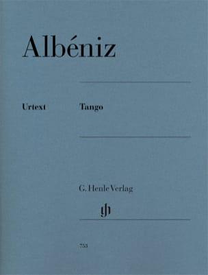Isaac Albeniz - Tango op。 165-2 - 楽譜 - di-arezzo.jp