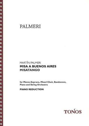 Martin Palmeri - Misa in Buenos Aires - Sheet Music - di-arezzo.com