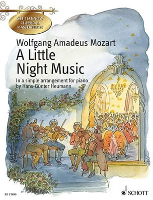 MOZART - A little Night Music - Serenade KV 525 - Sheet Music - di-arezzo.co.uk