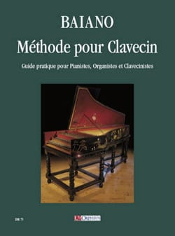 Enrico Baiano - Method for Harpsichord - Sheet Music - di-arezzo.co.uk